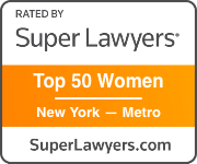 New York Super Lawyers Top 50 Women