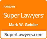 Mark Geisler, Super Lawyers